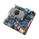 Top2550 mini placa madre del Itx OPS, Onboard LAN RJ45 del 1*1000m y 2*Mpcie