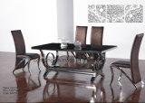таблица Seater самого последнего металла 10 конструкций самомоднейшего обедая