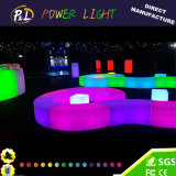 Muebles para eventos y bodas iluminados LED Lounge Set