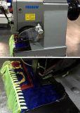 Tapis frangeant la machine pour des châles