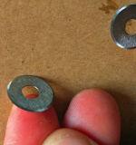 기계장치를 인쇄하는 Indusrial를 위한 주문을 받아서 만들어진 원형 D2 공구 강철 잎