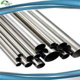 304/316 pipe sans joint ronde et carrée d'acier inoxydable