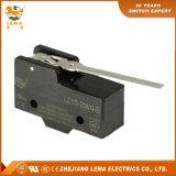 Interruptor do micro da alavanca Lz15-Gw4-B da dobradiça da força de Lema baixo