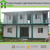 판매를 위한 Prefabricated 강철 Porta 오두막 콘테이너 집