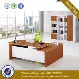 Bureau moderne de gestionnaire de Tableau exécutif de meubles de mélamine (HX-GD037E)