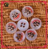 Harz-Tasten-Klage-Mantel-transparentes Perlen-Hemd für Kinder
