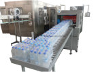 Завершите питьевую воду бутылки любимчика делая производственную линию