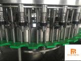 Машина завалки стеклянной бутылки вина водочки пива просто деятельности автоматическая