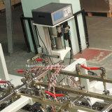 Kaltes klebendes Hochdrucksystem für Faltblatt Gluer (8guns, Maximum 450m/min)