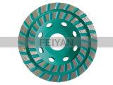 Lámina del diamante de Qualitly Turbo para la porcelana y de cerámica superiores
