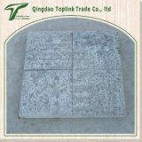 中国の工場直売の自然で青い石灰岩の舗装