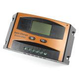 Regulador solar solar del regulador 20A 12V 24V de Digitaces con la visualización Ld-20A de Settable LCD