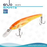Приманка ручки удя снасти воды верхней части прикормом рыболова отборная искусственная с Vmc дискантовыми крюками (SB2876)