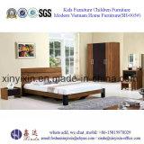 현대 형식 침실 세트 가구 2인용 침대 (SH-006#)