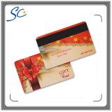 Scheckkarte ohne Visum-Firmenzeichen