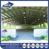 Stabiele Schuilplaats van het Paard van de Frames van het staal de Prefab/het Landbouwbedrijf van het Melkvee/het Huis van de Kip/de Loods van het Gevogelte