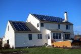 Poli panel solar de alta potencia de 140W para la azotea de la casa