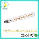 Van de LEIDENE van Stoele T30 8W de Energie Bol van de Gloeidraad - de Tubulaire Bollen van de Lamp van de besparing