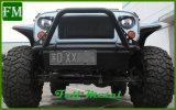 Het zwarte Gezicht van het Traliewerk van Wrekers Voor voor van de Jeep de Onbeperkte de Sahara Uitgave van Wrangler