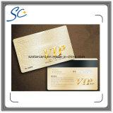 주문을 받아서 만드는 자석 줄무늬를 가진 RFID VIP 카드 인쇄