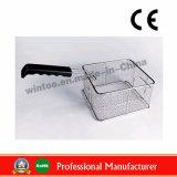 Friggitrice elettrica commerciale dell'acciaio inossidabile con la valvola con Ce (WF-171V)