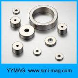 Piccolo neodimio dei magneti del magnete dell'anello e del disco N35 NdFeB forte