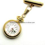 Het hete Horloge van de Broche van de Verpleegster van de Horloges van het Kwarts van de Verkoop Medische voor de Verpleegsters van de Arts