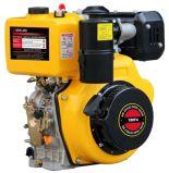 Ohv refrescado aire 4-Stroke escoge el motor diesel del cilindro 186fa 10HP