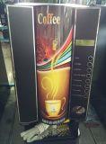 7熱い茶または飲み物のコーヒー自動販売機F305t