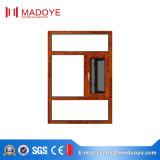 Het Materiële Openslaand raam van uitstekende kwaliteit van de Decoratie met Netwerk