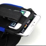 男女兼用のスポーツの電話アーム箱のネオプレンの手首の袋袋