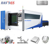 Machine de découpage de laser de fibre de l'approvisionnement 1000W Ss/CS avec la source de laser d'Ipg