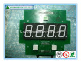 Conjunto eletrônico feito sob encomenda do diodo emissor de luz PCBA
