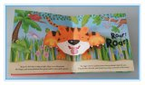 La alta calidad 3D surge la impresión del libro de niños