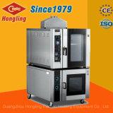 5 Tellersegment-Gas-Minitoaster-Konvektion-Ofen mit Ventilator