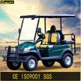 ゴルフコースのための4 Seaterの電池のゴルフカート