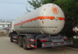 25000L de Tanker van het Gas van de Vrachtwagen van het Vervoer van LPG 25m3 voor Verkoop