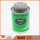 Montage van de Pijp van pvc van de Bouw van pvc van de Lijm van het Cement van pvc de Zelfklevende Plastic