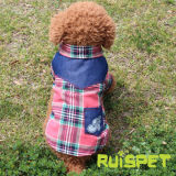 Ripstop Dog Shirt Pet Jeans Clothes