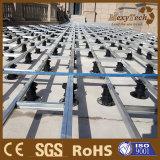 Piédestal en plastique réglable d'étage augmenté excellente par capacité de charge de constructeur de Guangzhou