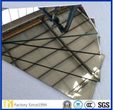 Prijs 4mm van de glasfabriek 5mm 6mm de Spiegel van de Strook van de Muur voor Badkamers