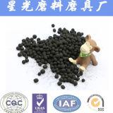 Carbono ativado esférico a granel baseado em carvão