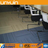 Azulejo de suelo auto-adhesivo del PVC de la alfombra del vinilo del resbalón anti