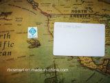 L'identification ébrèche l'IDENTIFICATION RF en plastique Smart Card NXP blanc Hitags 2048