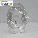 Maschinell bearbeitete Aluminium CNC maschinelle Bearbeitung
