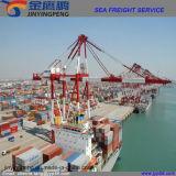 Frete do mar do transporte, oceano à porta de Rades, Tunísia de Shenzhen