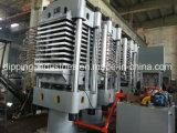 De geavanceerde ThermoMachine van de Pers en de Machine van de Productie van de Tegel van pvc