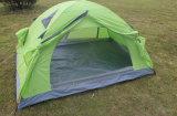 Tente campante résistante de porte de D-Type de l'eau pour l'usager de famille