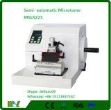 Precio rotatorio semiautomático médico Mslk223A del microtoma de la venta caliente 2017