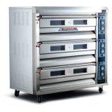 Horno eléctrico de la hornada del diseño profesional para el departamento del pan/de pizza